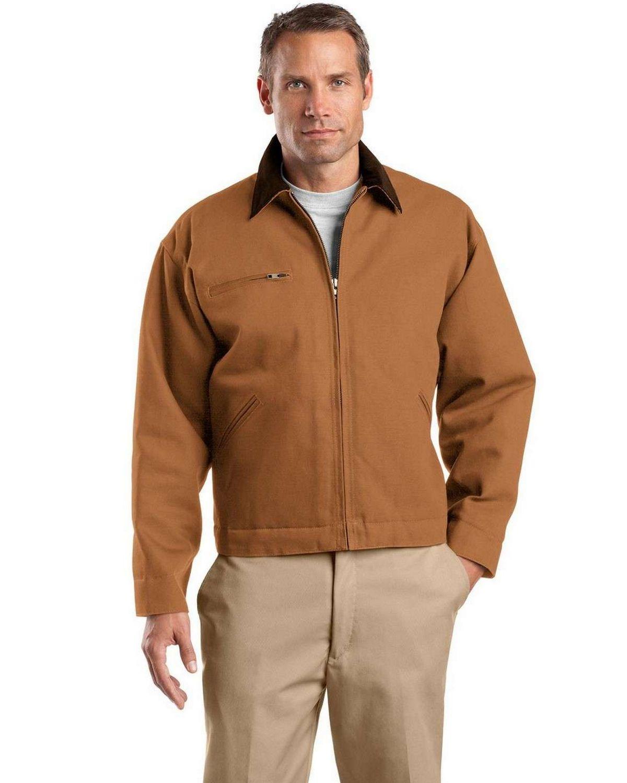 Cornerstone J763 Duck Cloth Work Jacket