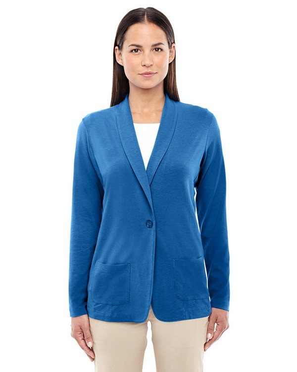 Devon  Jones DP462W Ladies Perfect Fit Shawl Collar Cardigan