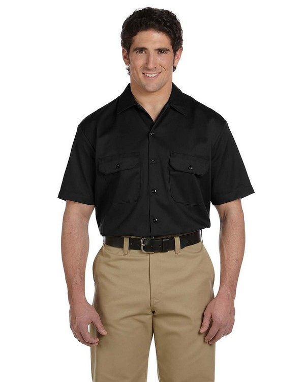Dickies 1574 Mens Short-Sleeve Work Shirt