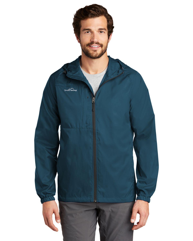 Eddie Bauer EB500 Mens Packable Wind Jacket