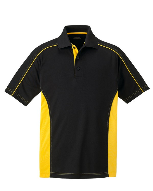Extreme 85113 Eperformance Mens Fuse Snag Protection Plus Colorblock Polo