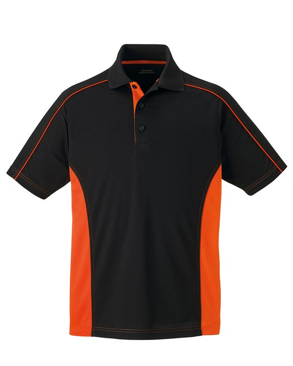 Extreme 85113T Fuse Polos Mens Snag Protection Plus Color Block Polos