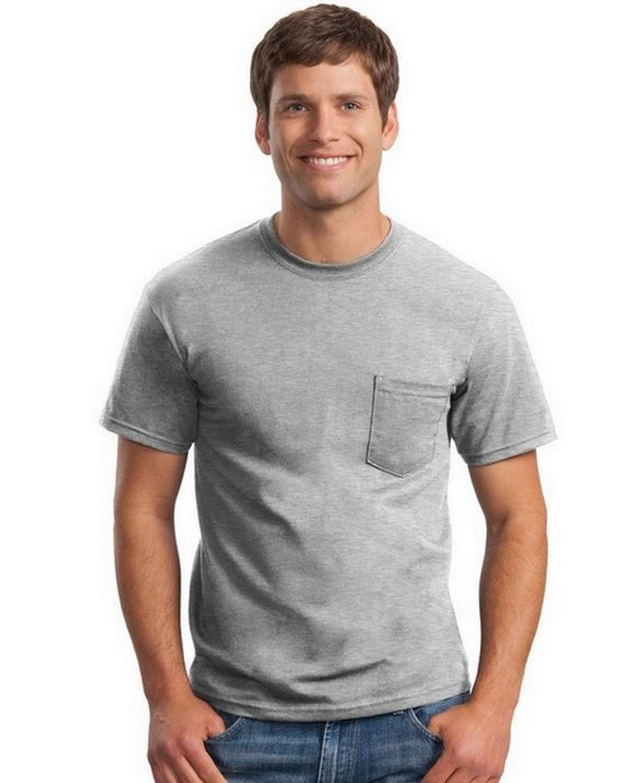 Gildan 2300 Ultra Cotton 100% Cotton T Shirt with Pocket