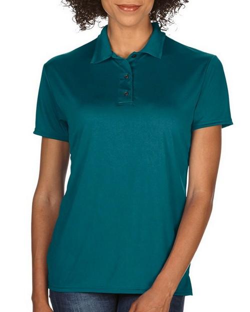 Gildan 44800L Performance Ladies Jersey Polo Shirt
