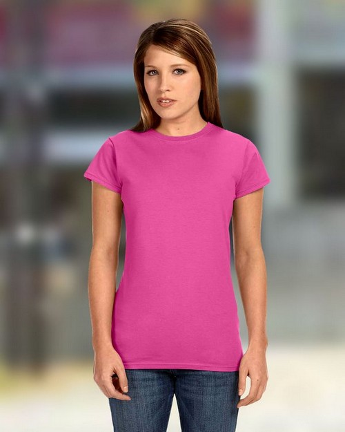 Gildan 64000L Ladies SoftStyle T Shirt