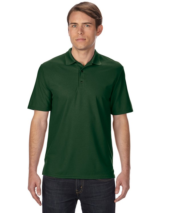 Gildan G458 Performance Adult Double Pique Polo