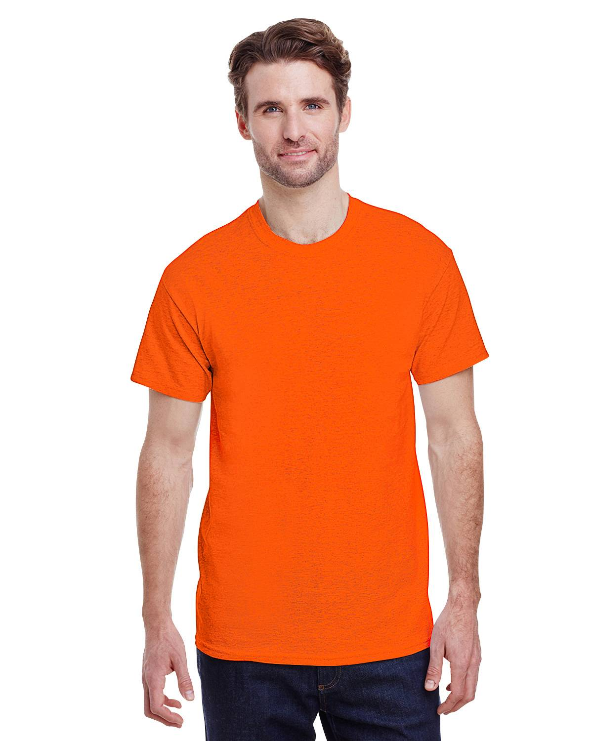Gildan G5000 100% Cotton Short Sleeve Tee