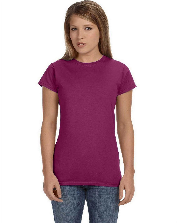 Gildan G640L Softstyle Ladies Junior Fit T-Shirt
