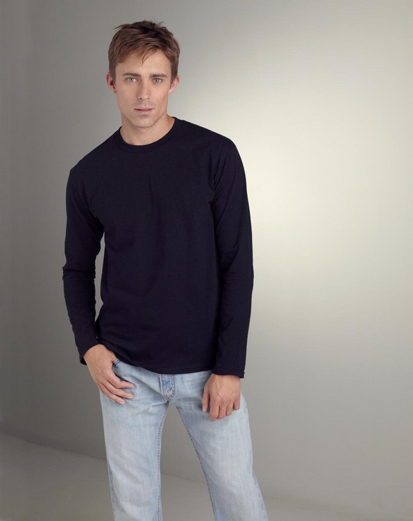 Gildan G644 Softstyle Long-Sleeve T-Shirt