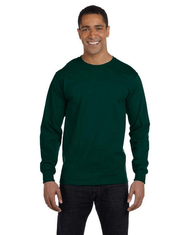 Gildan G840 DryBlend 50/50 Long-Sleeve T-Shirt