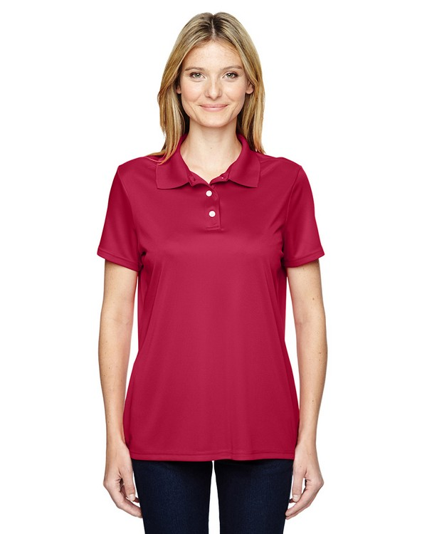 Hanes 480W Ladies Cool Dri Polo