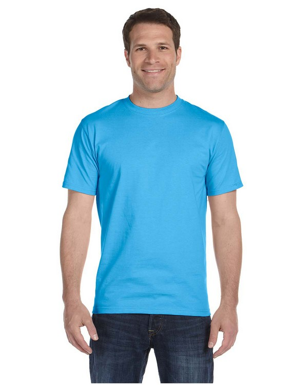 Hanes 5180 Adult Short-Sleeve Cotton Beefy-T T-Shirt