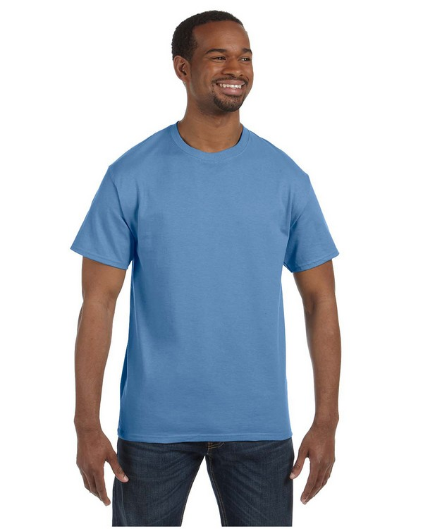 Hanes 5250T Tagless T-Shirt ComfortSoft 100% Cotton