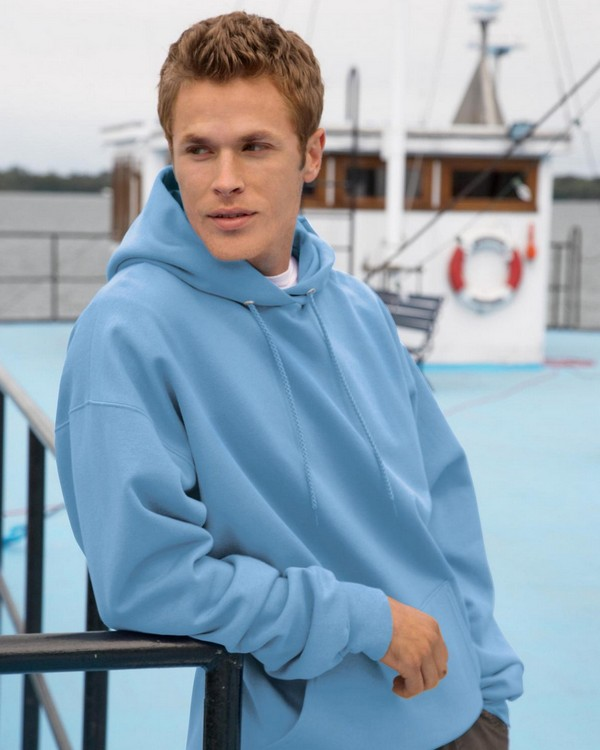 Hanes F170 Ultimate Cotton 90/10 Pullover Hood