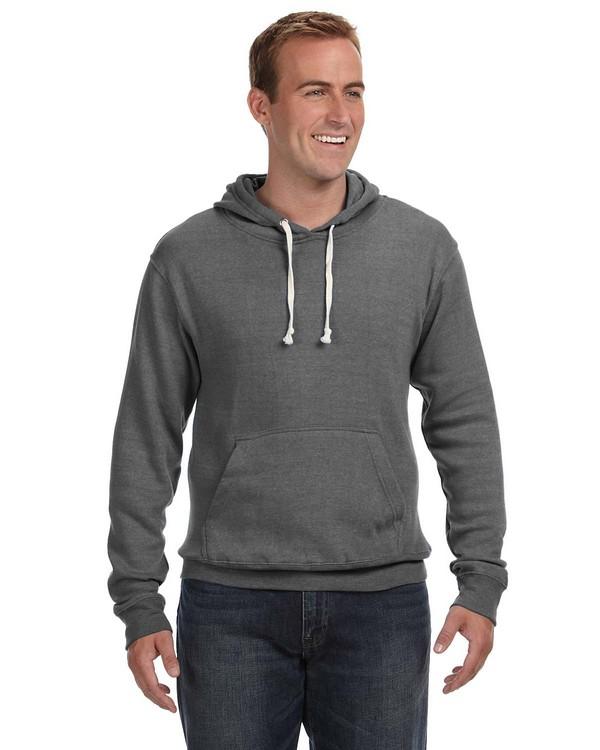 J America JA8871 Triblend Pullover Fleece Hood