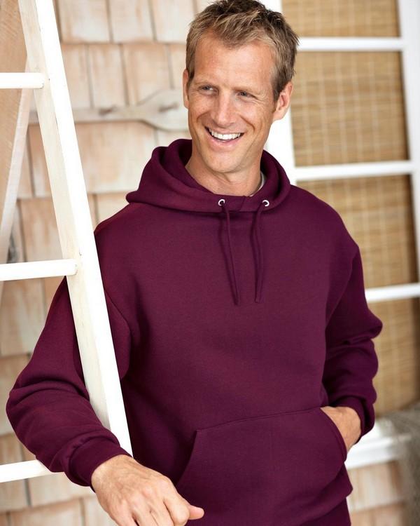 Jerzees 4997 50/50 Super Sweats NuBlend Fleece Pullover Hood