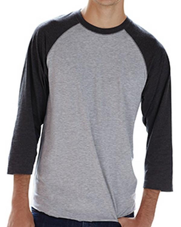 LAT 6930 Adult Vintage Baseball T-Shirt