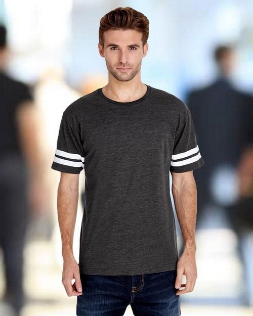 LAT 6937 Mens Football T-Shirt