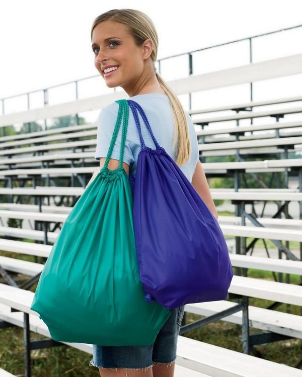 Liberty Bags 8881 Small Drawstring Backpack