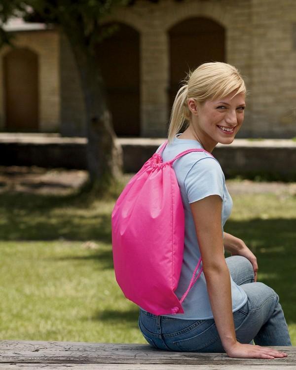 Liberty Bags 8882 Large Drawstring Backpack