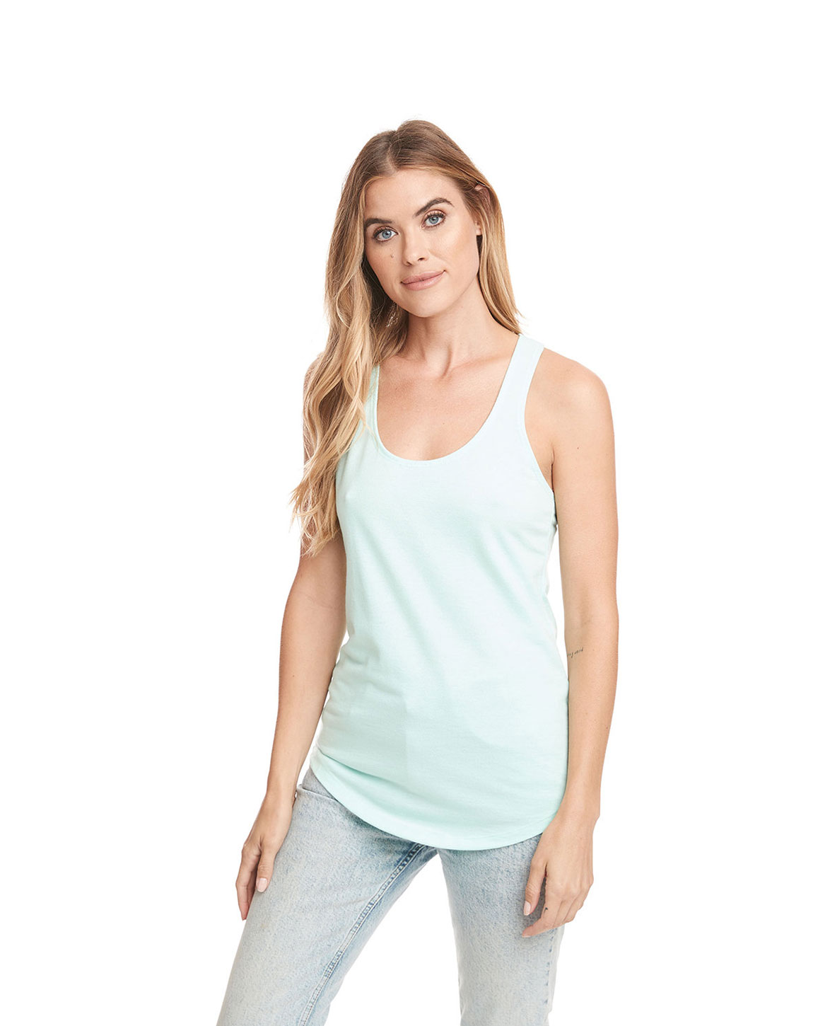 Next Level 6933 Ladies Terry Racerback Tank