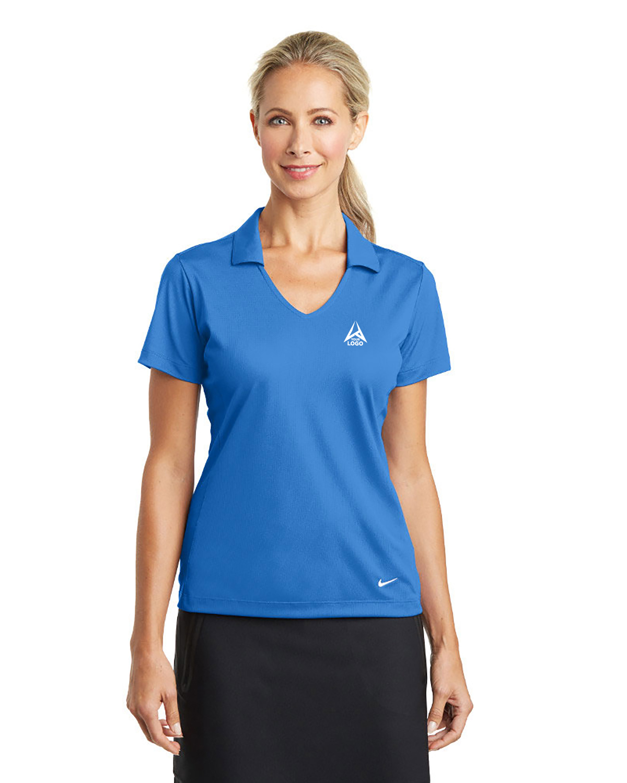 Nike Golf 637165 Women Dri-FIT Polo Shirt