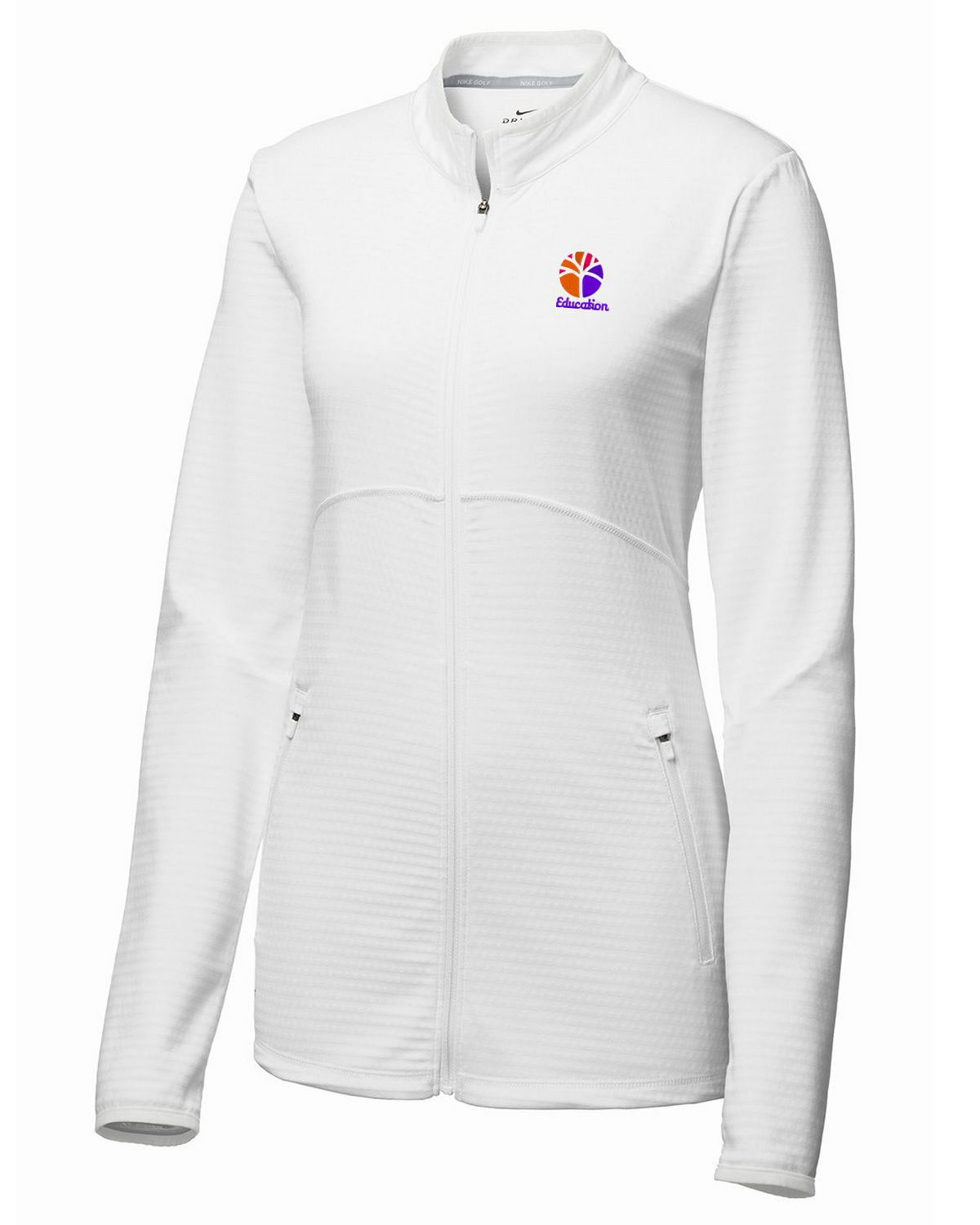Nike Golf 884967 Limited Edition Nike Women Full-Zip Cover-Up