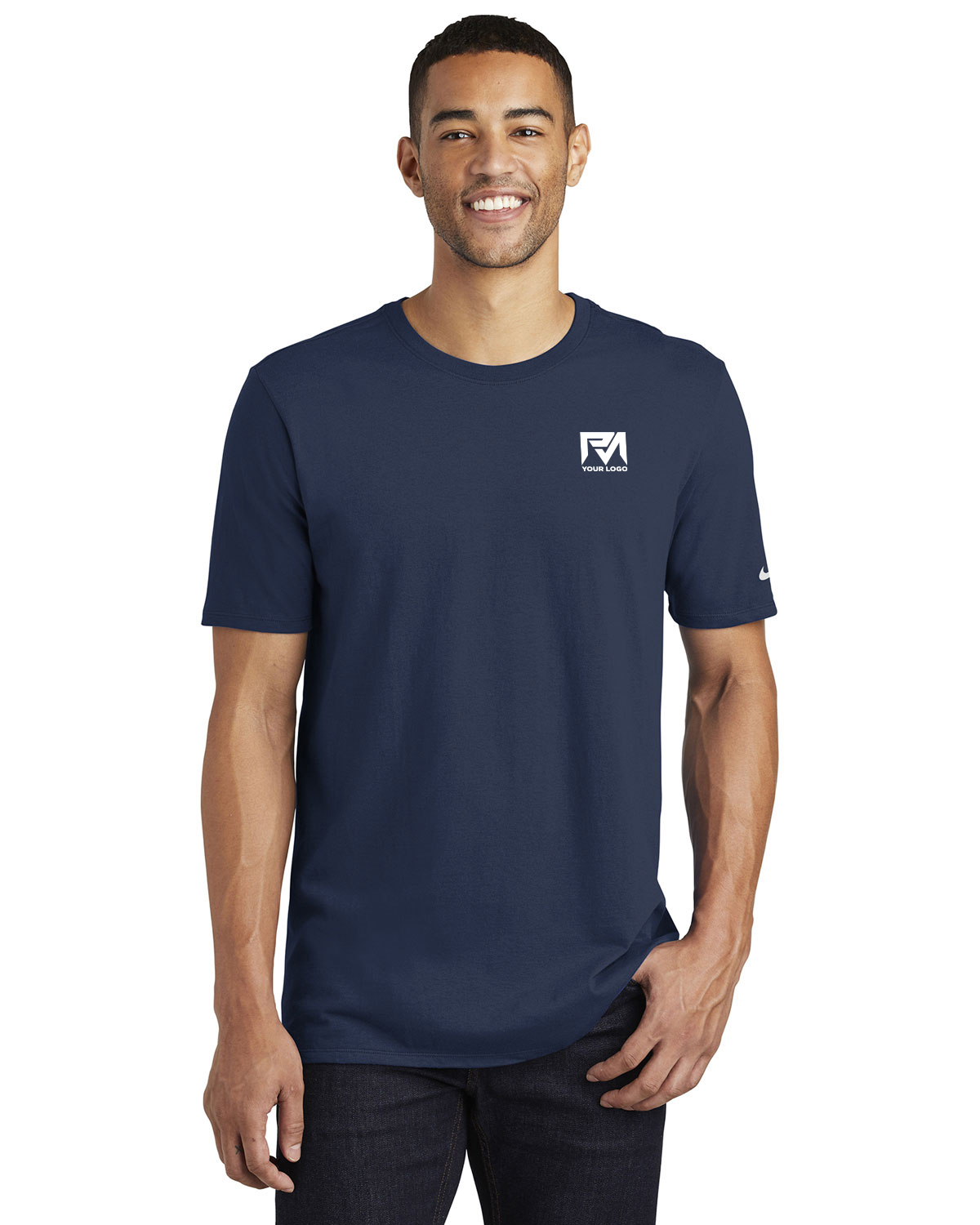 Nike Golf NKBQ5233 Core Cotton Tee