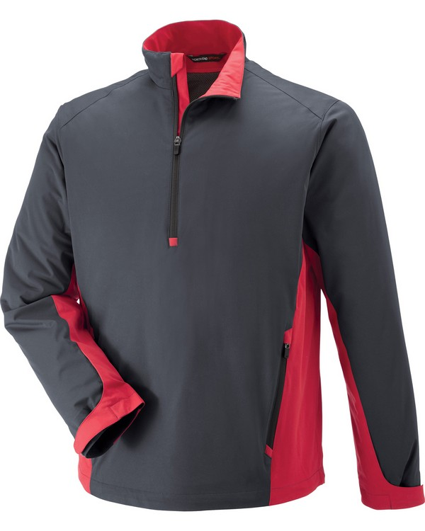 North End 88656 Mens Paragon Laminated Performance Stretch Wind Shirt