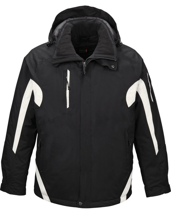 North End 88664 Mens Apex Seam-Sealed Insulated Jacket