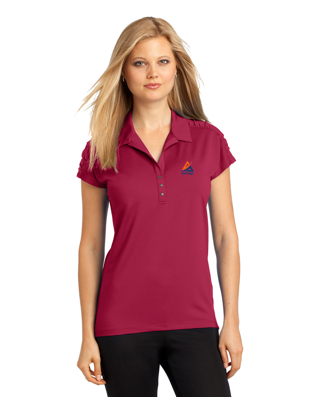 Ogio LOG1030 Women Linear Polo Shirt