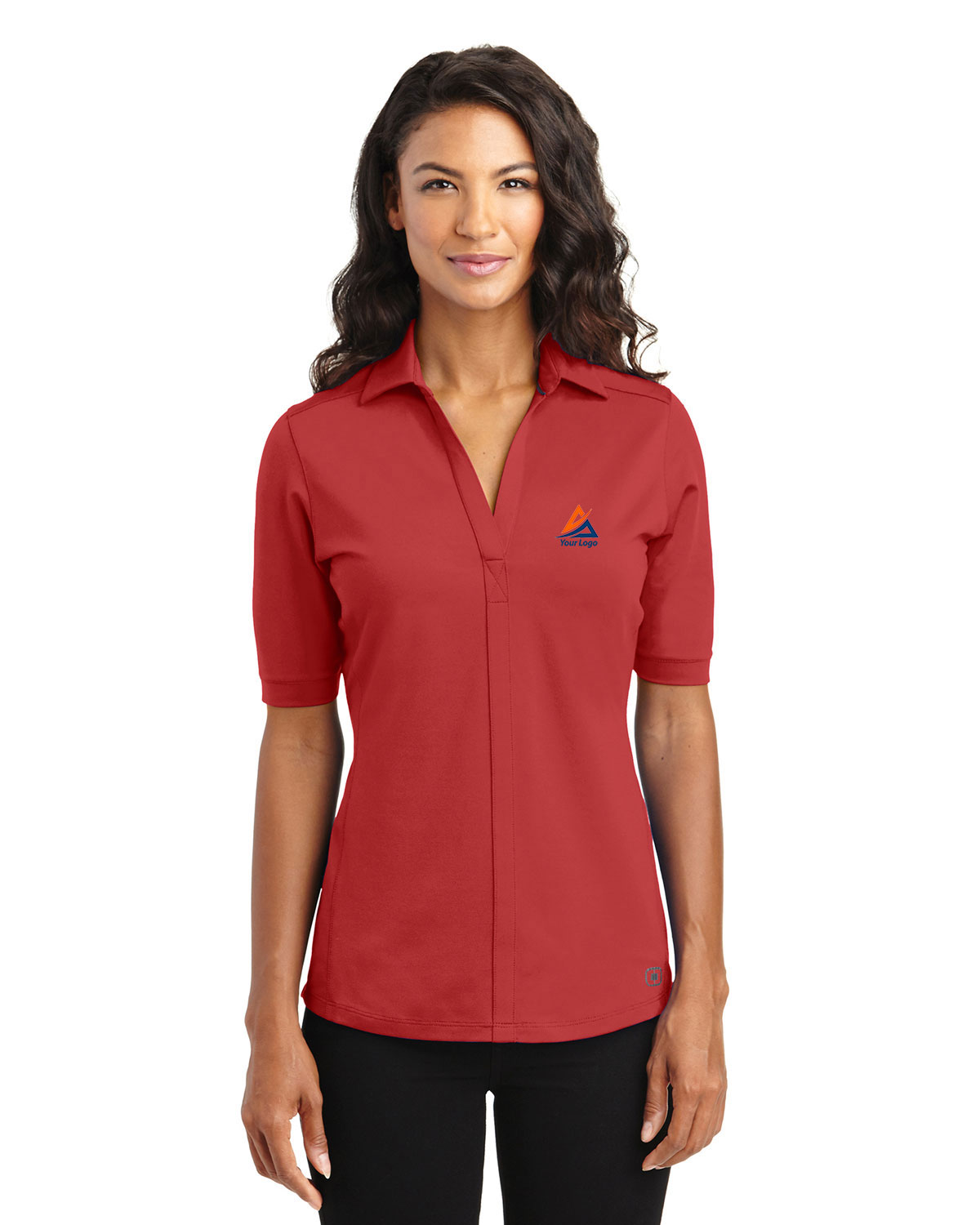 Ogio LOG130 Women Metro Polo Shirt