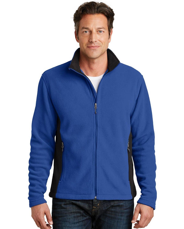 Port Authority F216 Colorblock Value Fleece Jacket