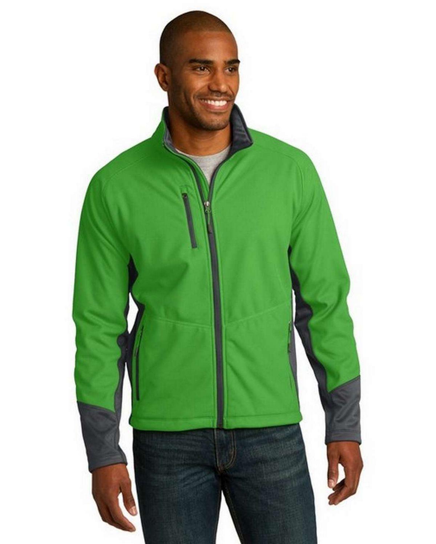 Port Authority J319 Vertical Soft Shell Jacket
