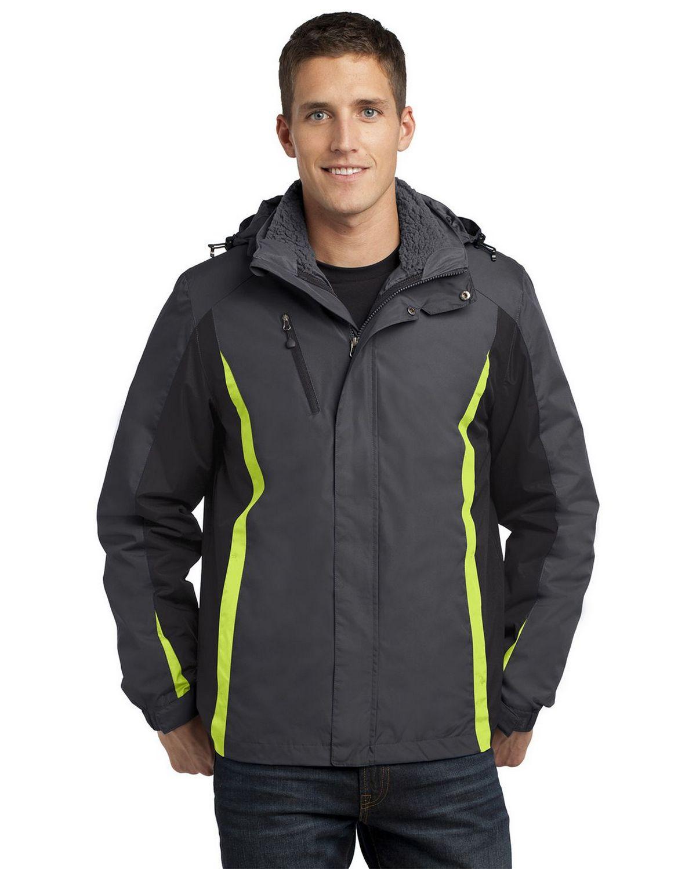 Port Authority J321 Colorblock Jacket