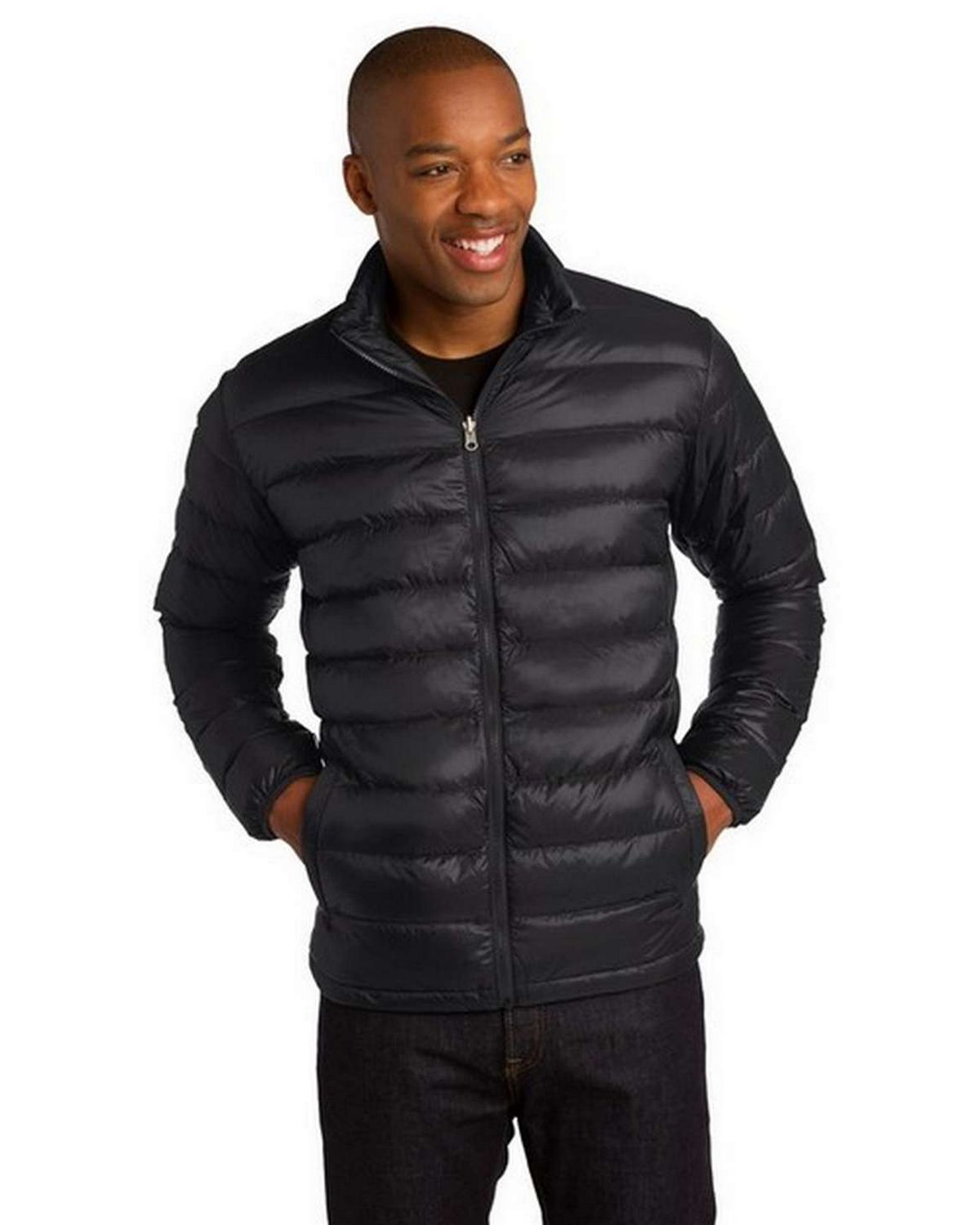 Port Authority J323 Down Jacket