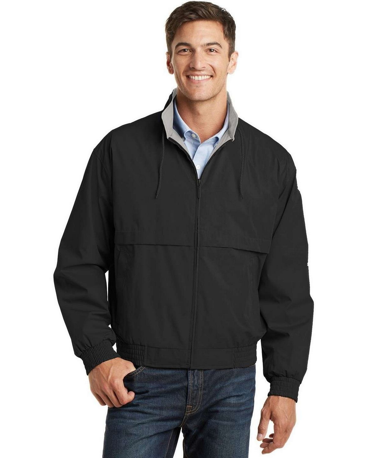Port Authority J753 Classic Poplin Jacket