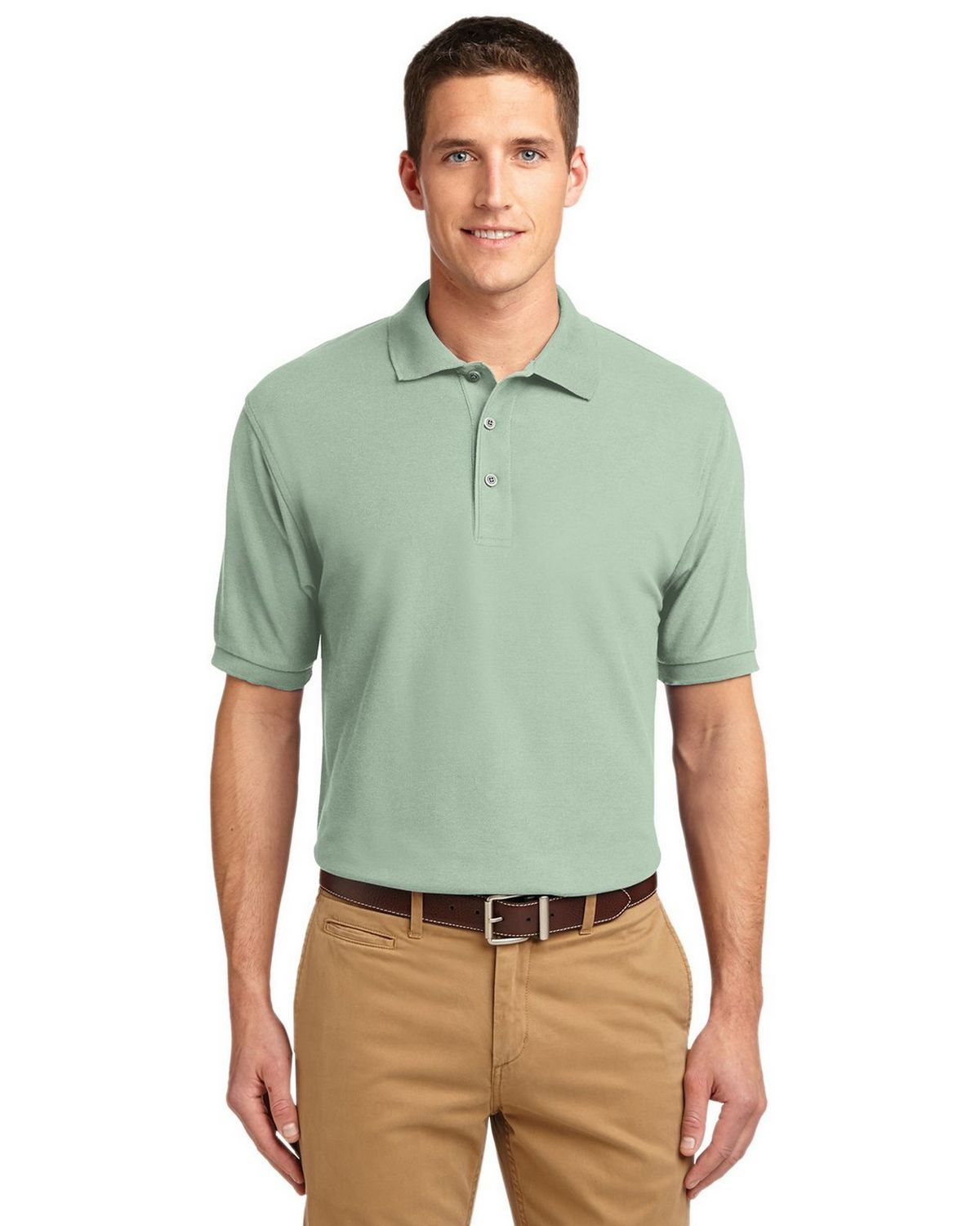 Port Authority K500ES Extended Size Silk Touch Polo