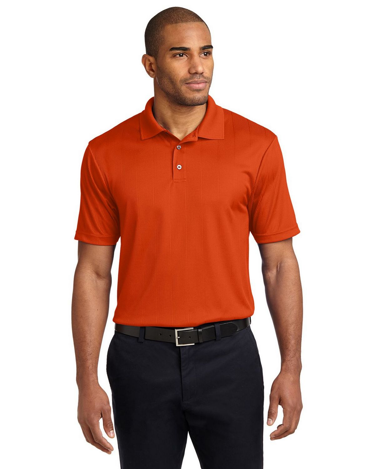 Port Authority K528 Performance Fine Jacquard Polo