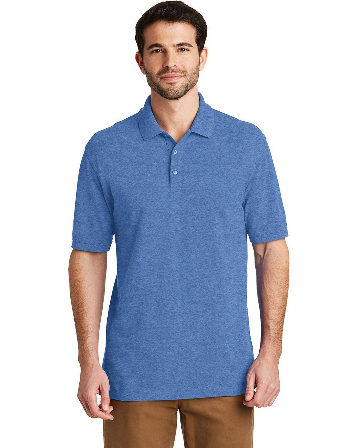 Port Authority K8000 Mens EZCotton Polo Shirt