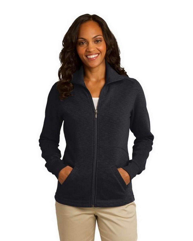 Port Authority L293 Ladies Slub Fleece Jacket