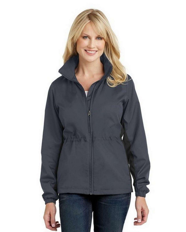 Port Authority L330 Ladies Core Colorblock Wind Jacket