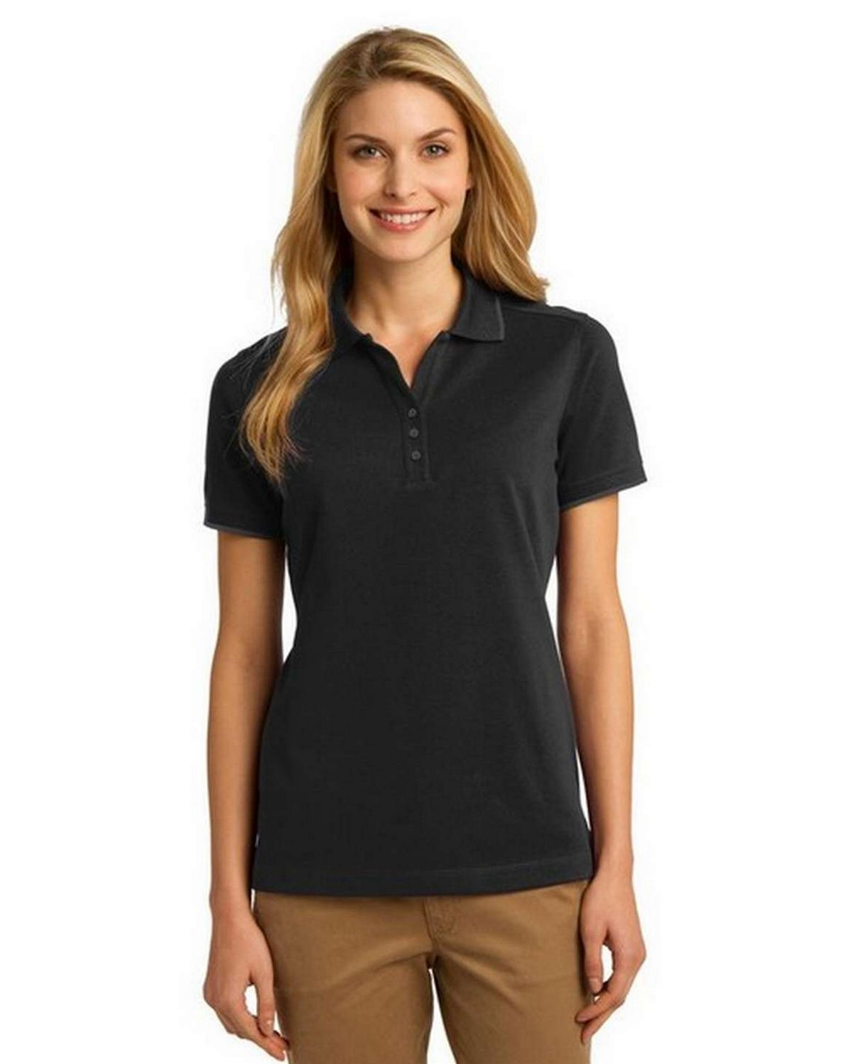 Port Authority L454 Ladies Rapid Polo