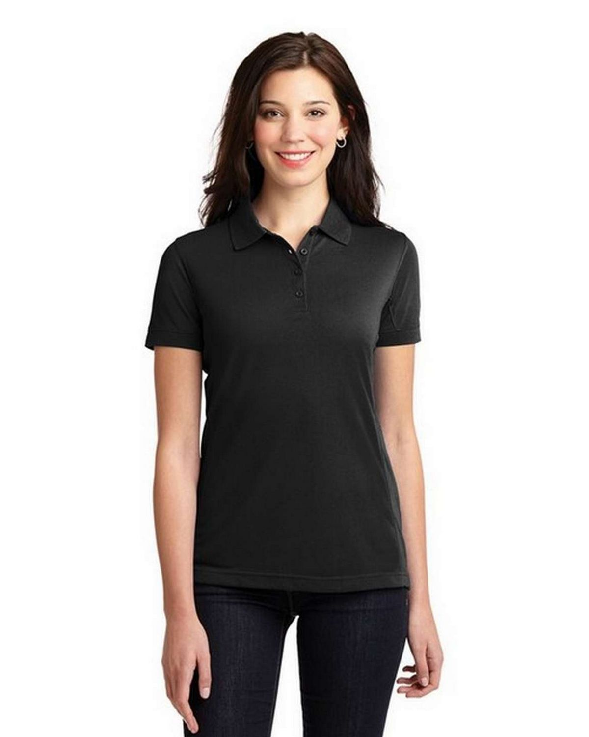 Port Authority L567 Ladies 5-in-1 Performance Pique Polo
