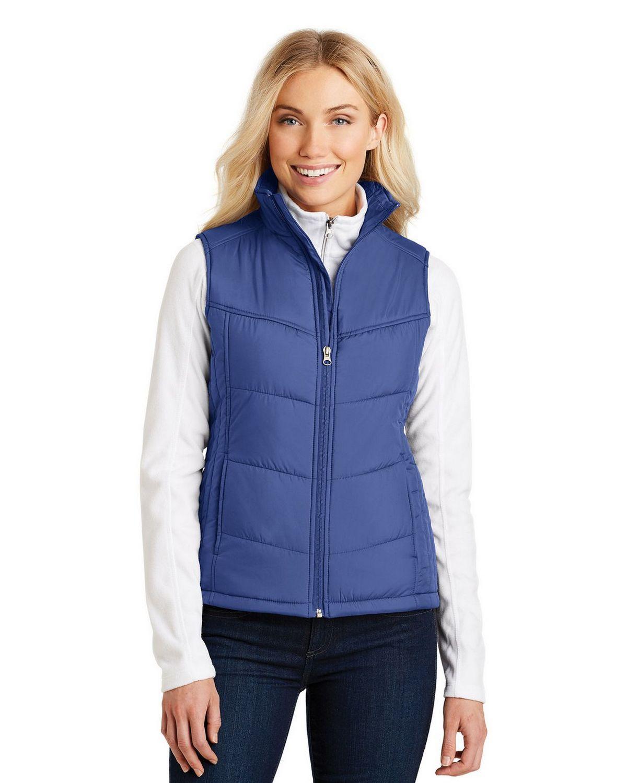 Port Authority L709 Ladies Puffy Vest