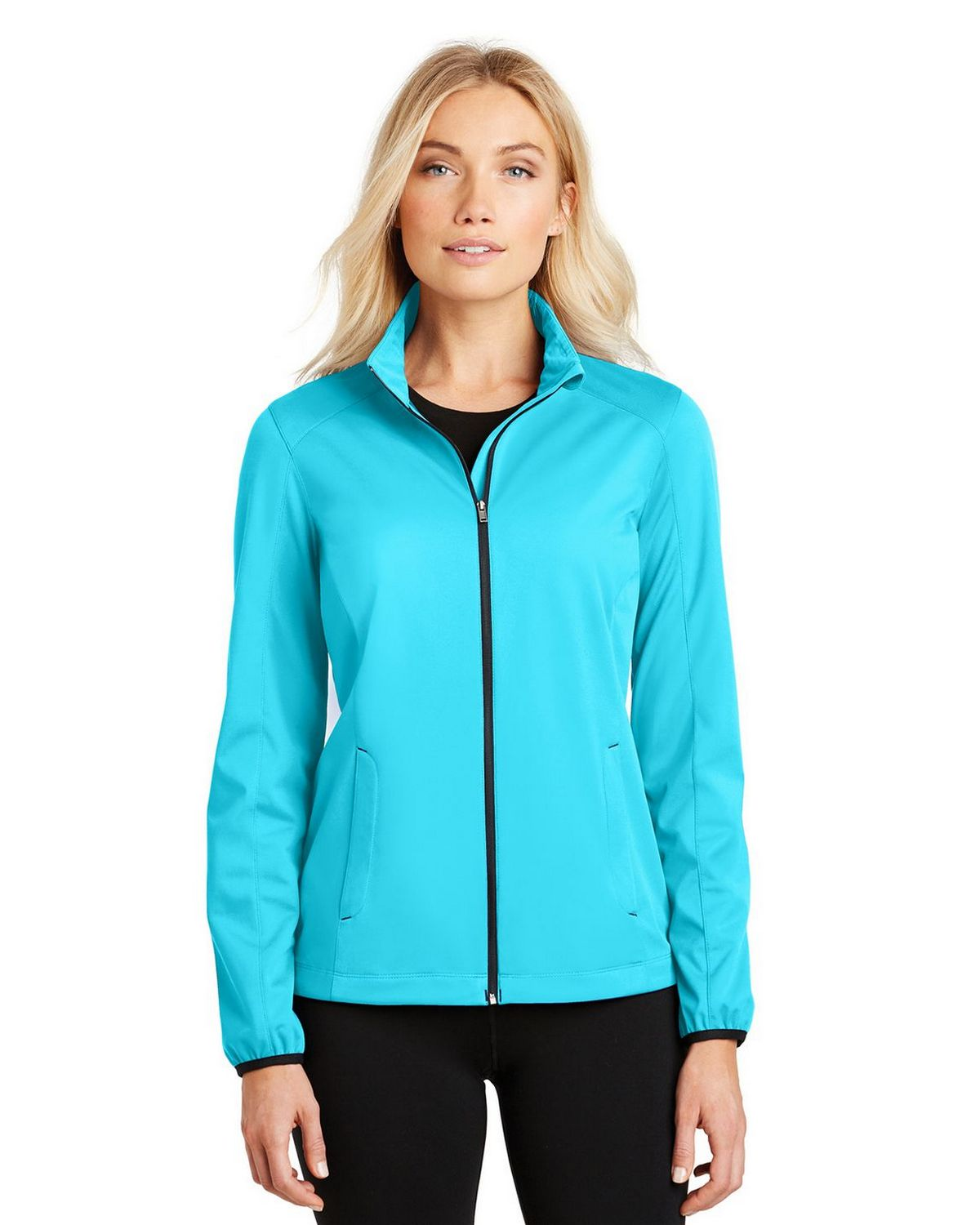 Port Authority L717 Ladies Active Soft Shell Jacket