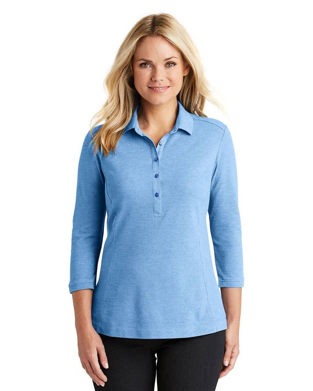 Port Authority LK581 Ladies Coastal Cotton Blend Polo Shirt