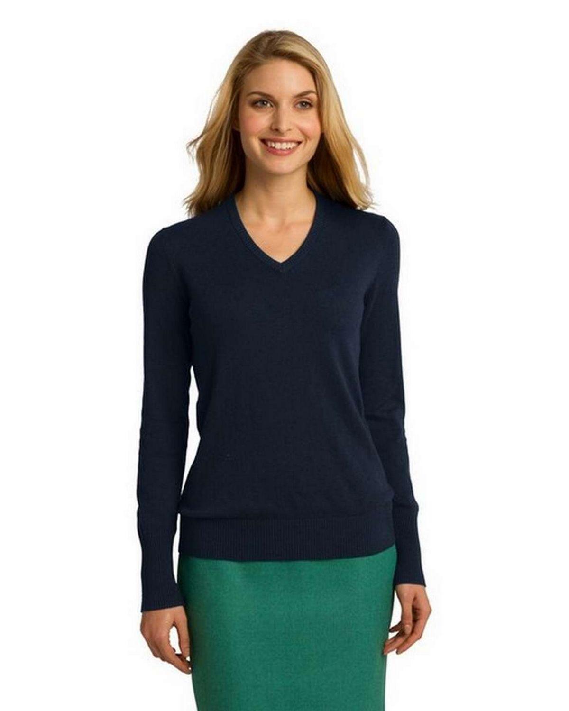 Port Authority LSW285 Ladies Sweater