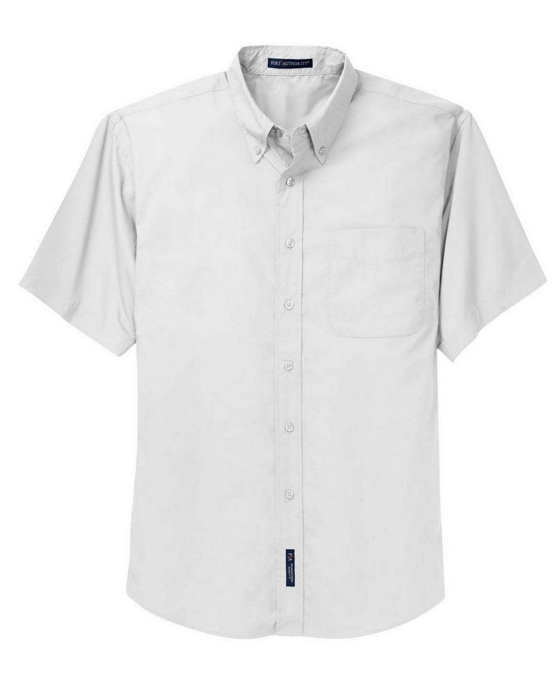 Port Authority S507 Short Sleeve Easy Care Soil Resistant Shirt