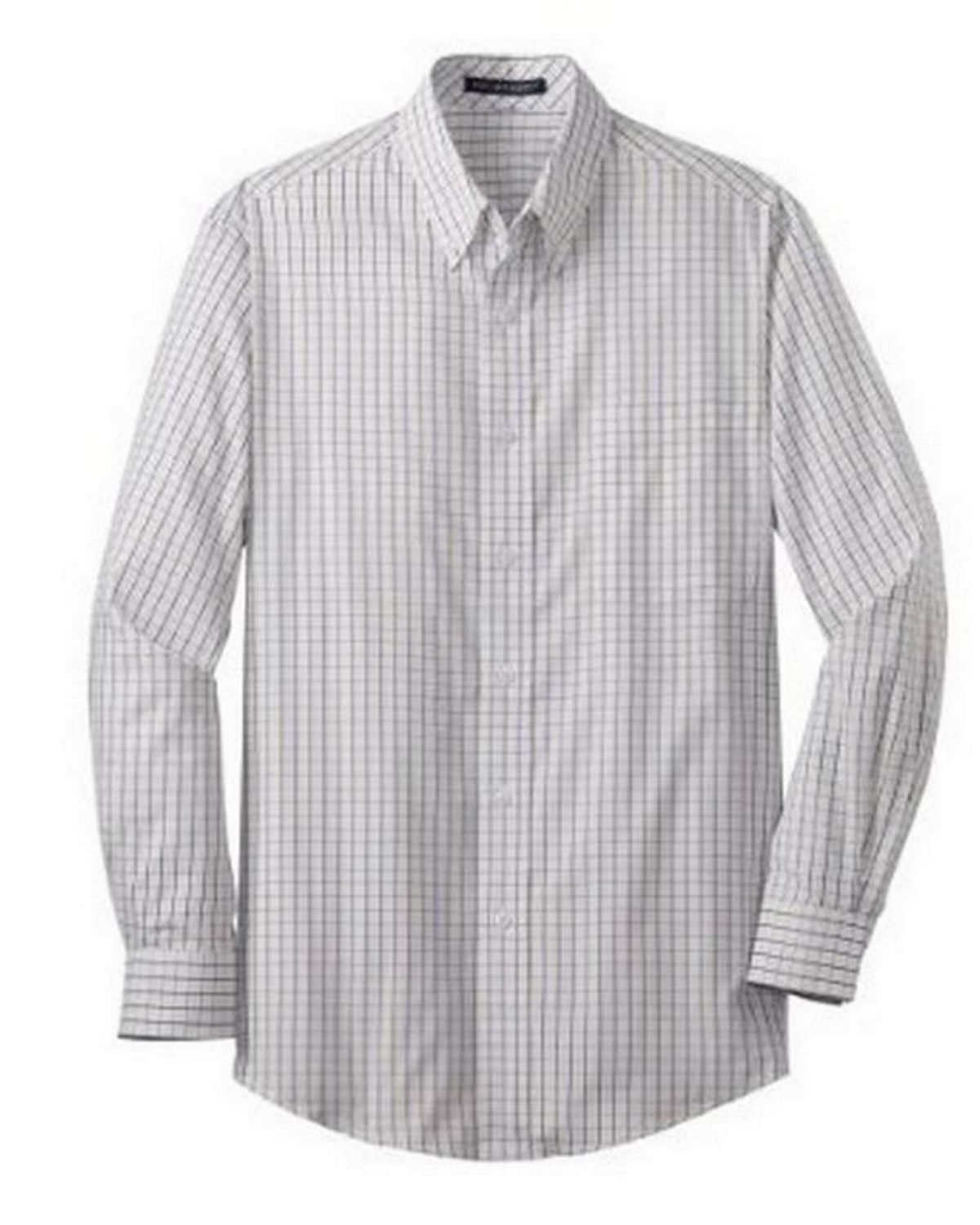 Port Authority S642 Easy Care Tattersal Shirt